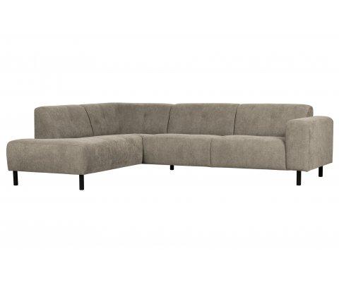 Canapé en tissu angle gauche RISLEY
