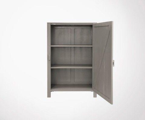 LOCKY industrial cabinet - Slate
