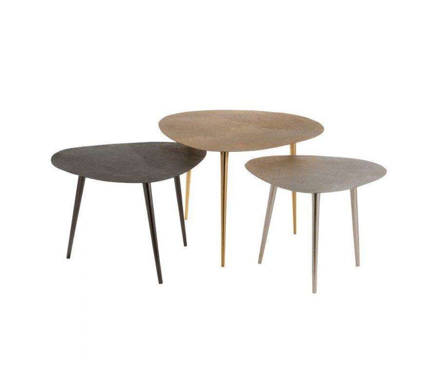 Set de 3 tables gigognes-WILOW