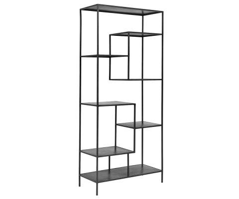 Grande étagère métal style minimaliste FAMY - Nordal