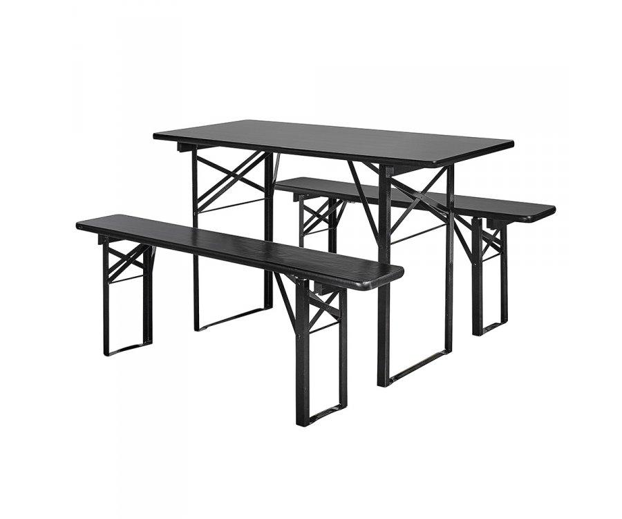 Table et banc-SOLU