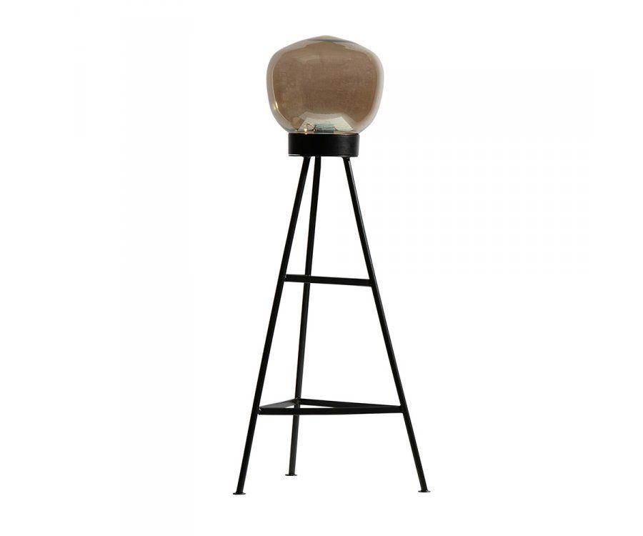 Petit lampadaire 84cm style industriel DOUD - Be Pure Home