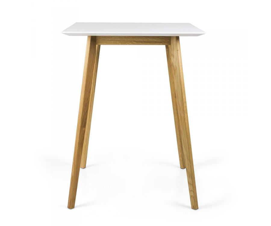 Table haute de bar scandinave-LOMA