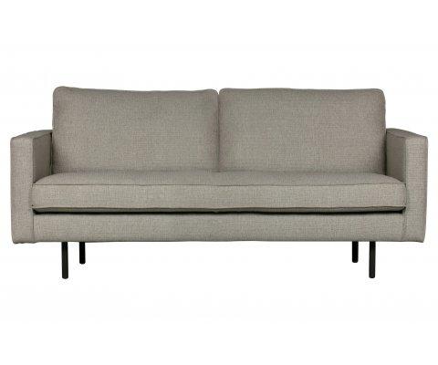 Canapé design 190cm en tissu COLORADO