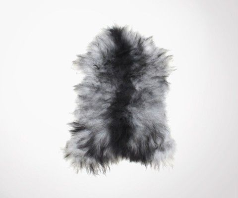 SHEEPA Gray Sheepskin