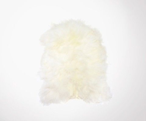 SHEEPA White Sheepskin