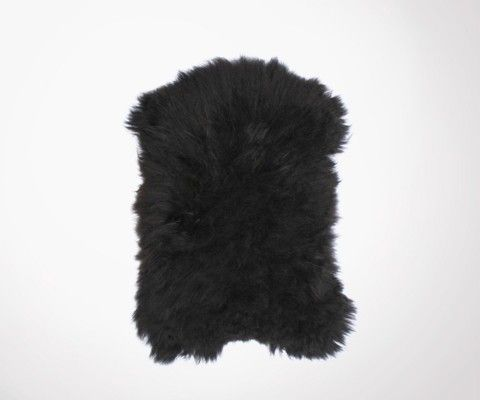 SHEEPA Black Sheepskin