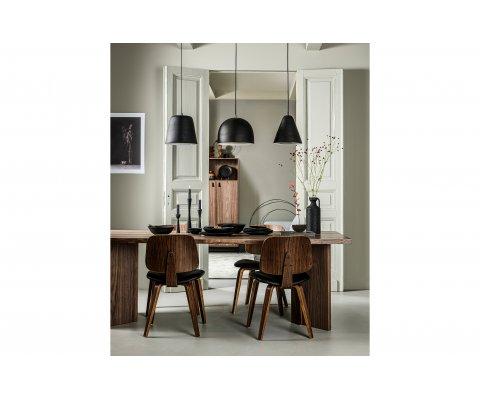 Table à manger moderne en bois REM