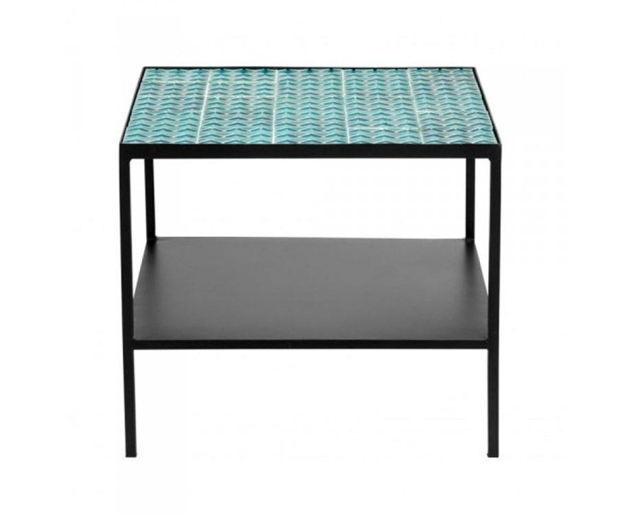 Table basse mosaique-DIMA