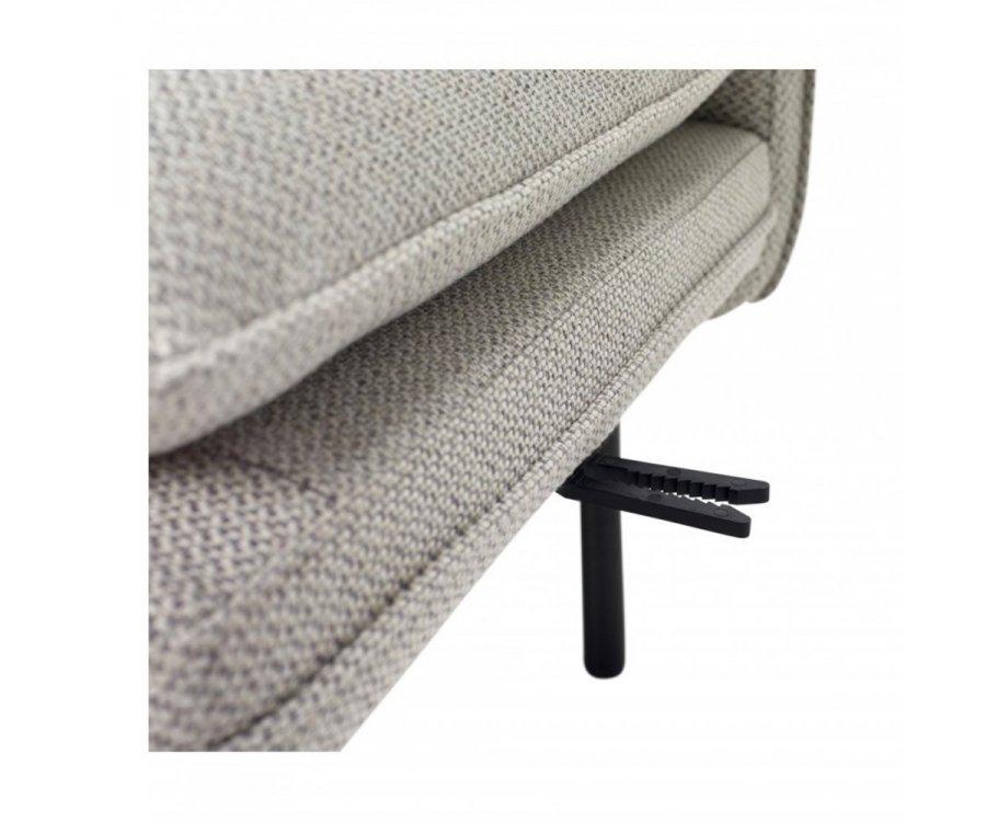Canapé ensemble 3 fauteuils design ASKIPO - Hubsch