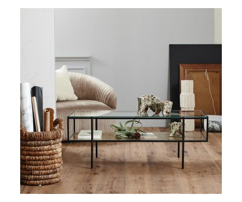 Table basse rectangulaire style moderne PAULETTE