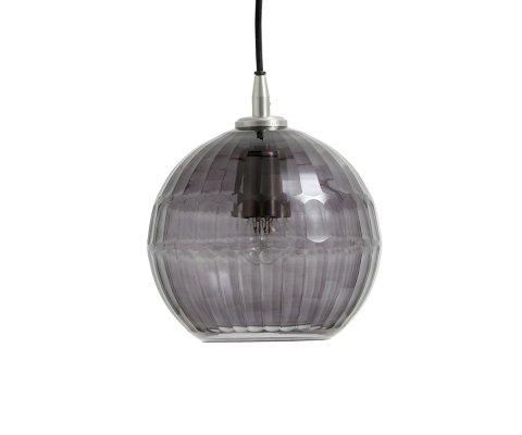 Lampe suspendues boule en verre ELISA