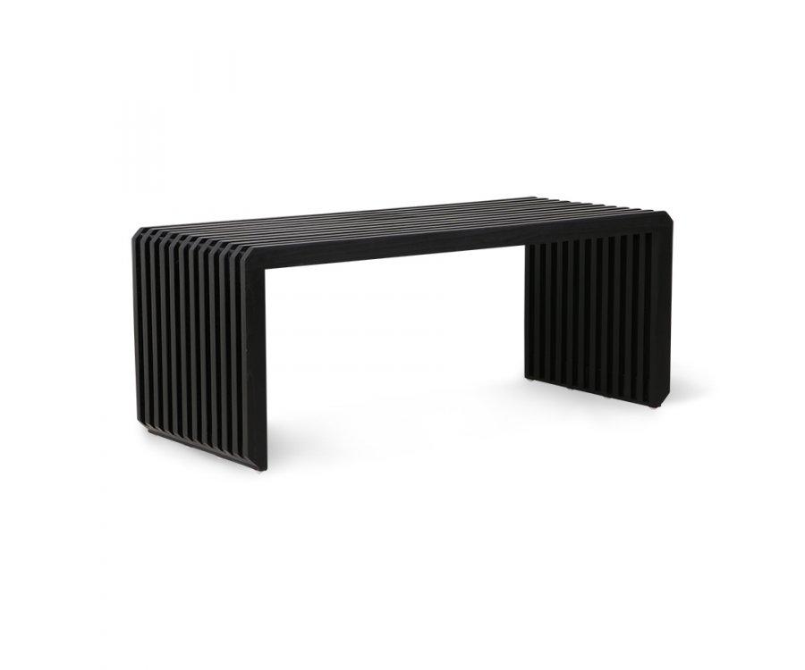 Banc minimaliste en bois SALLAMA