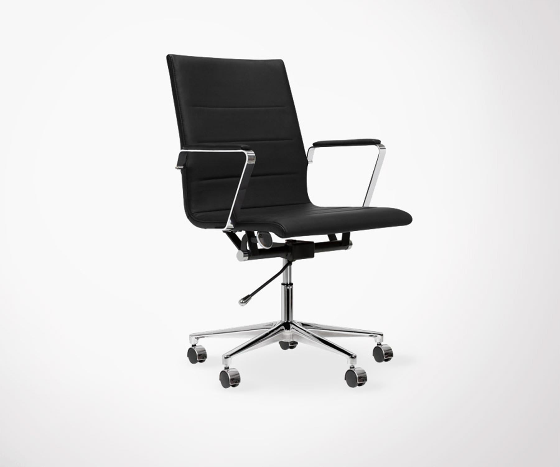 Chaise bureau design cheap de bureau ue chaise de bureau - Chaise de bureau en bois a roulette ...