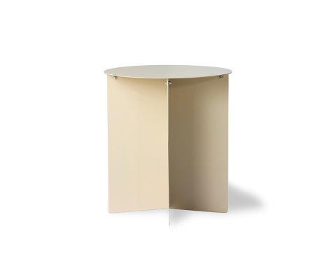 Table d'appoint ronde minimaliste COZETTE