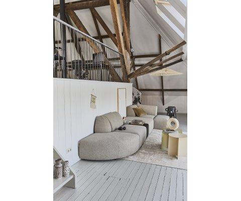 Canapé modulable design section angle droit JAKO