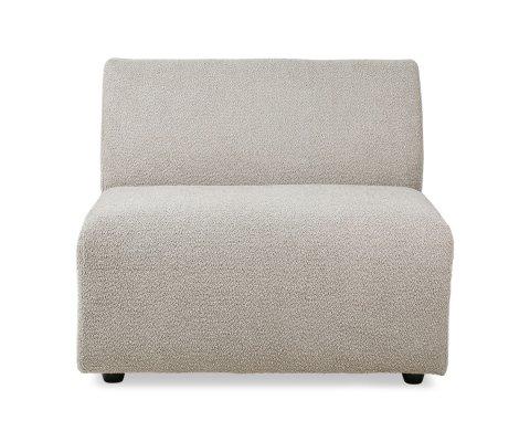 Canapé modulable contemporain section fauteuil JAKO