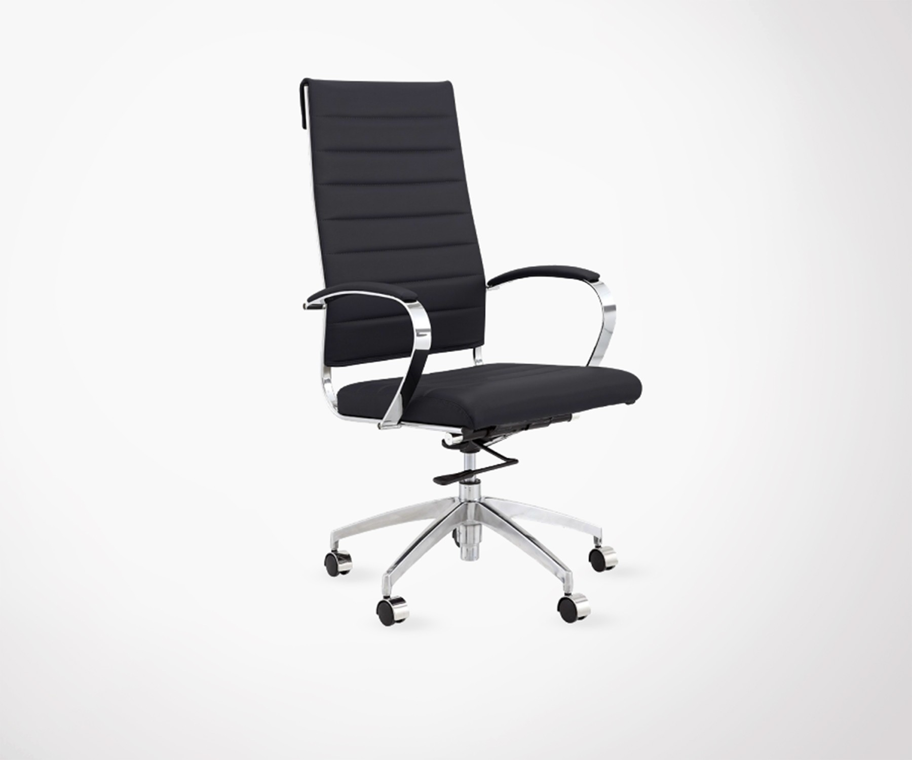 Chaise De Bureau Design Scandinave Esprit CharlesE