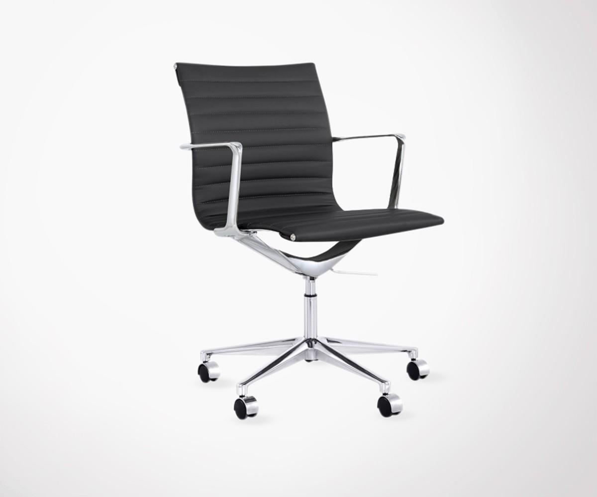design desk chair inspired by eames 39 s models. Black Bedroom Furniture Sets. Home Design Ideas