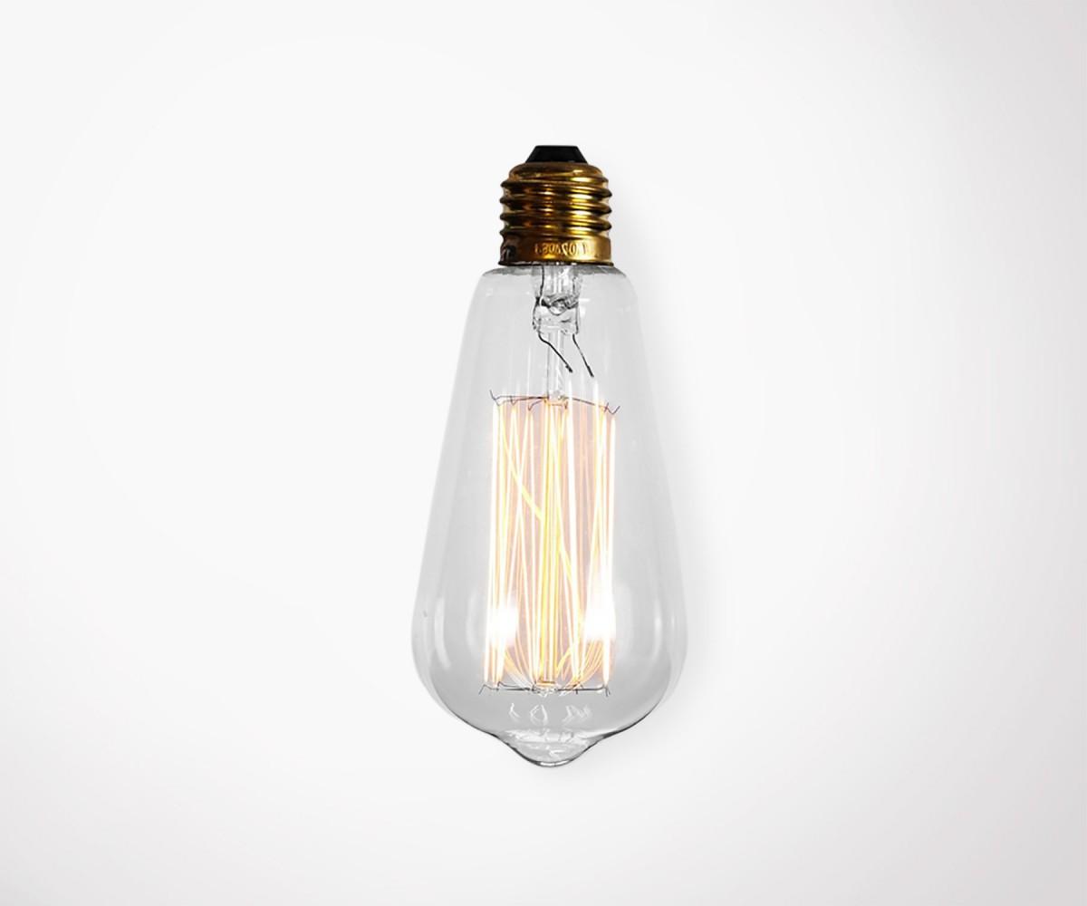 Ampoule vintage filament EDISON - 40W - MeublesEtDesign.com