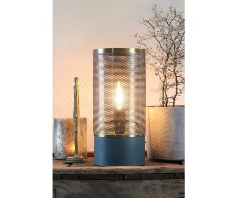 Lampe à poser design en métal GUSTI