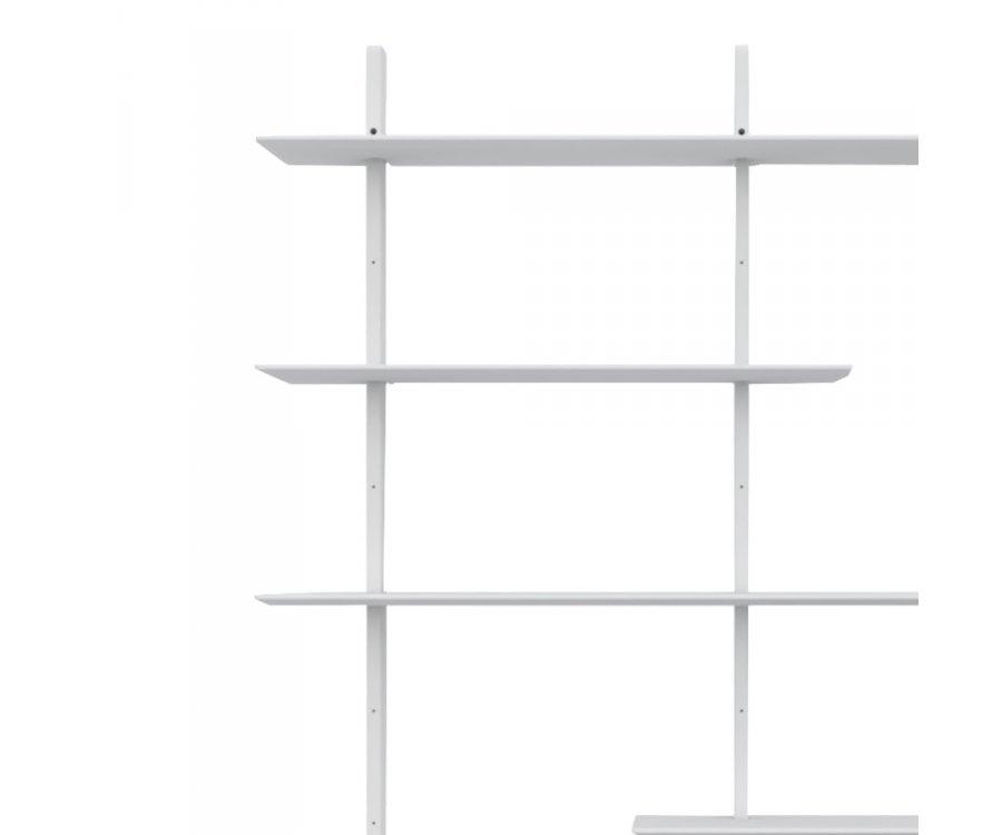 Grande étagère design 190x162cm SADIL