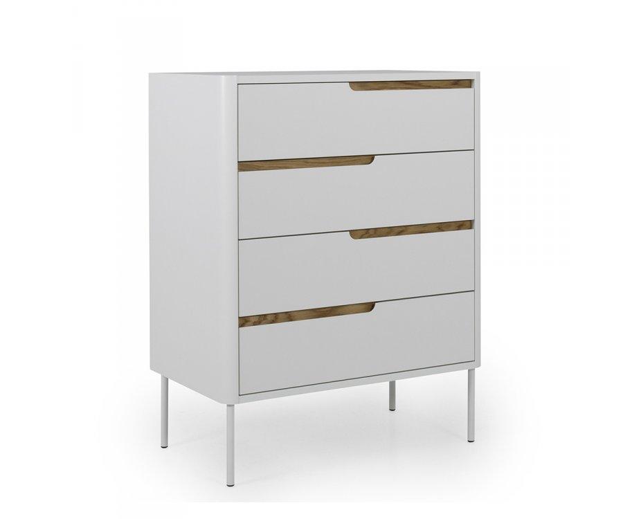 Commode design 4 tiroirs PATIPATI