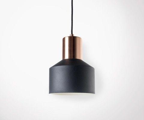 Lampe suspendue NORA béton