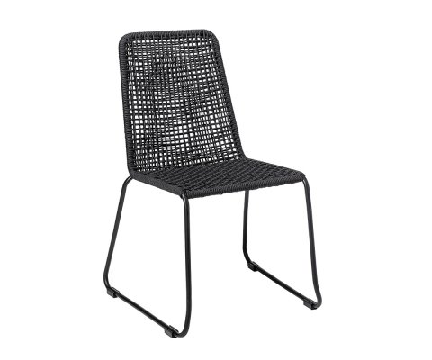 Chaise design extérieur OLI - Bloomingville