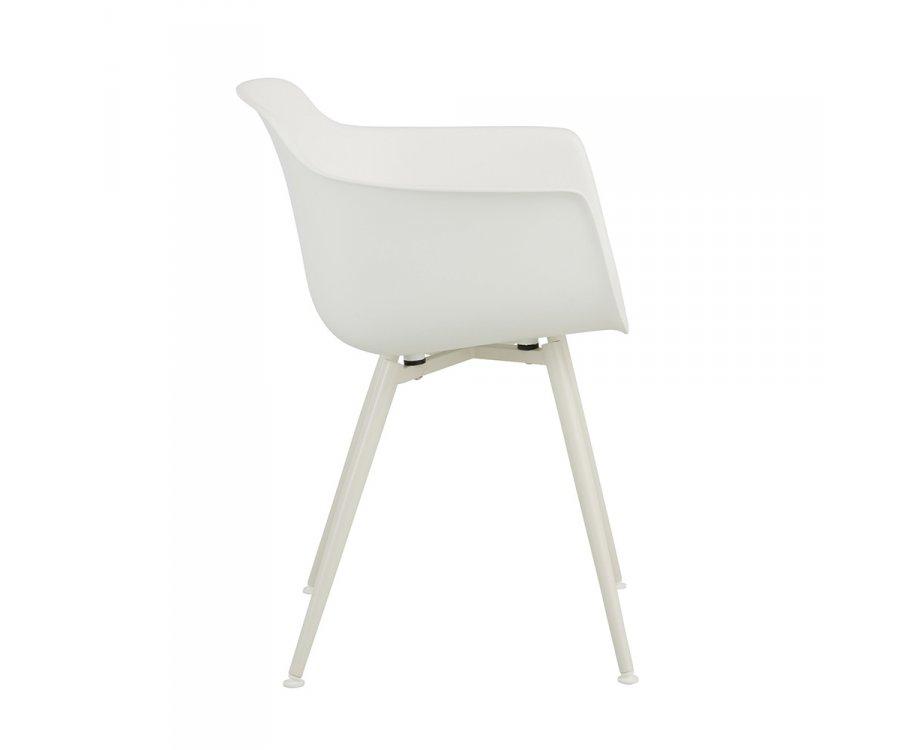 Duo fauteuils design salle à manger MAS