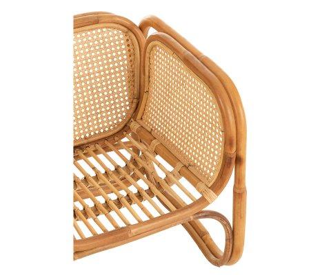 Petit fauteuil enfant en cannage OZALI