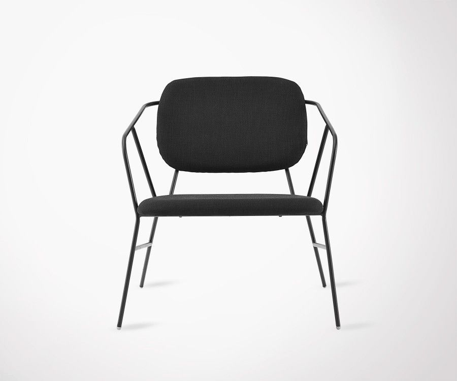 Fauteuil d'appoint design moderne XAVER