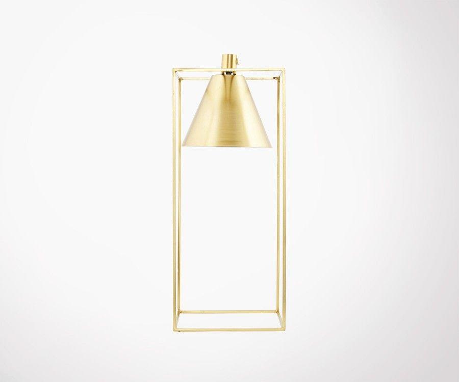Gamme Lampe Design Table Haut Doctor Métal De Doré House c34jRLAq5