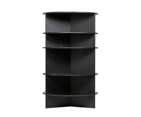 Bibliothèque colonne arrondie MAXELL - Woood