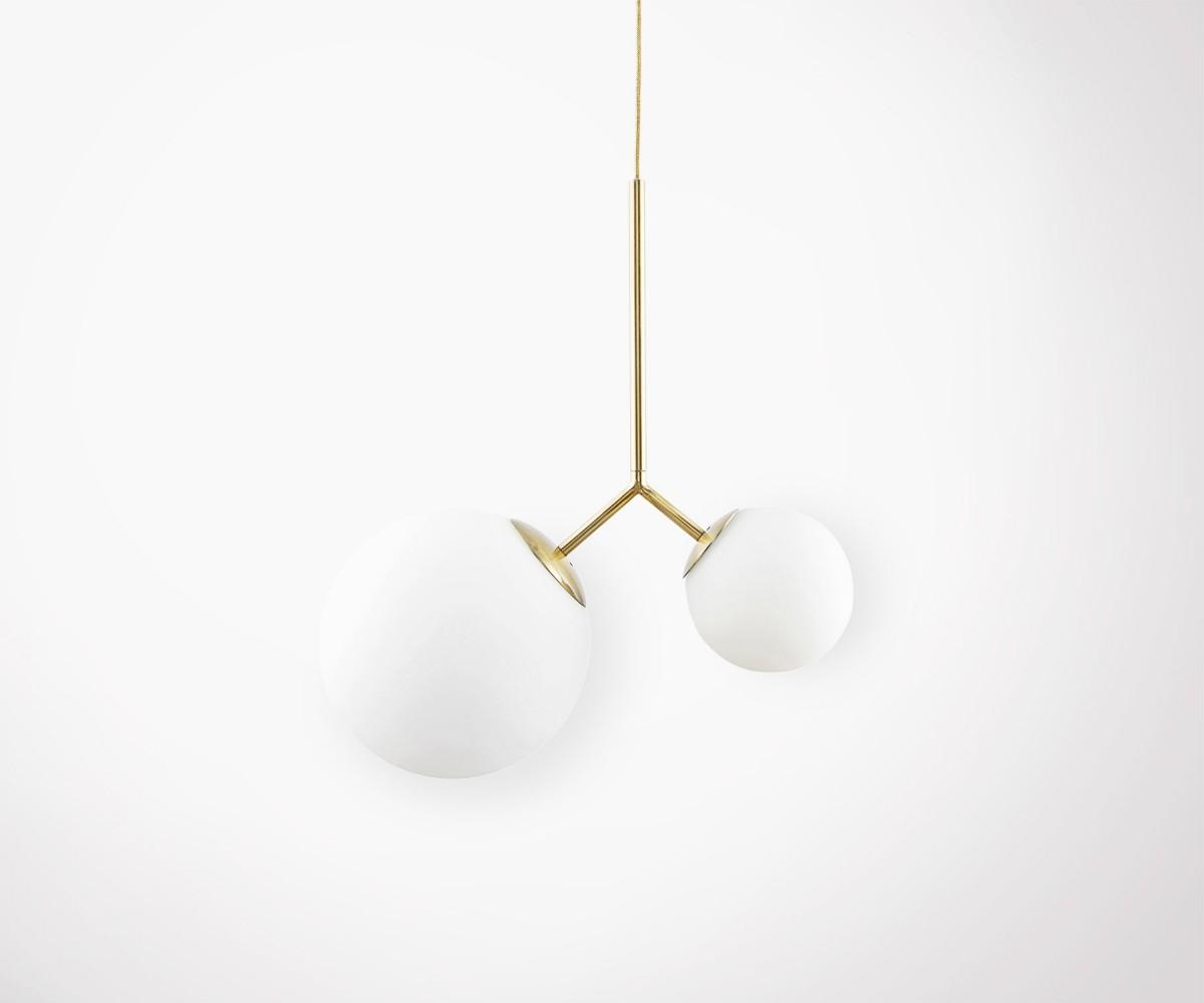 suspension luminaire design moderne house doctor. Black Bedroom Furniture Sets. Home Design Ideas