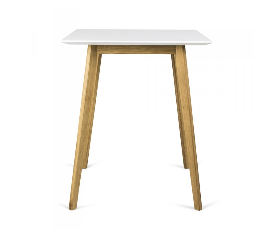 Table haute de bar scandinave-QIRA