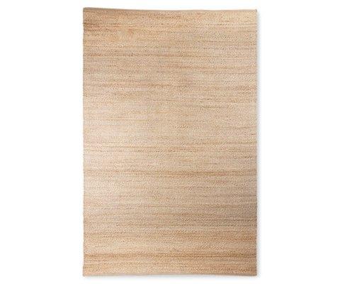 Tapis rectangulaire en jute 180x280cm RAG