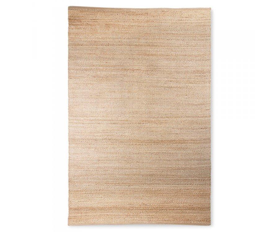 Tapis rectangulaire en jute 180x280 cm RAG