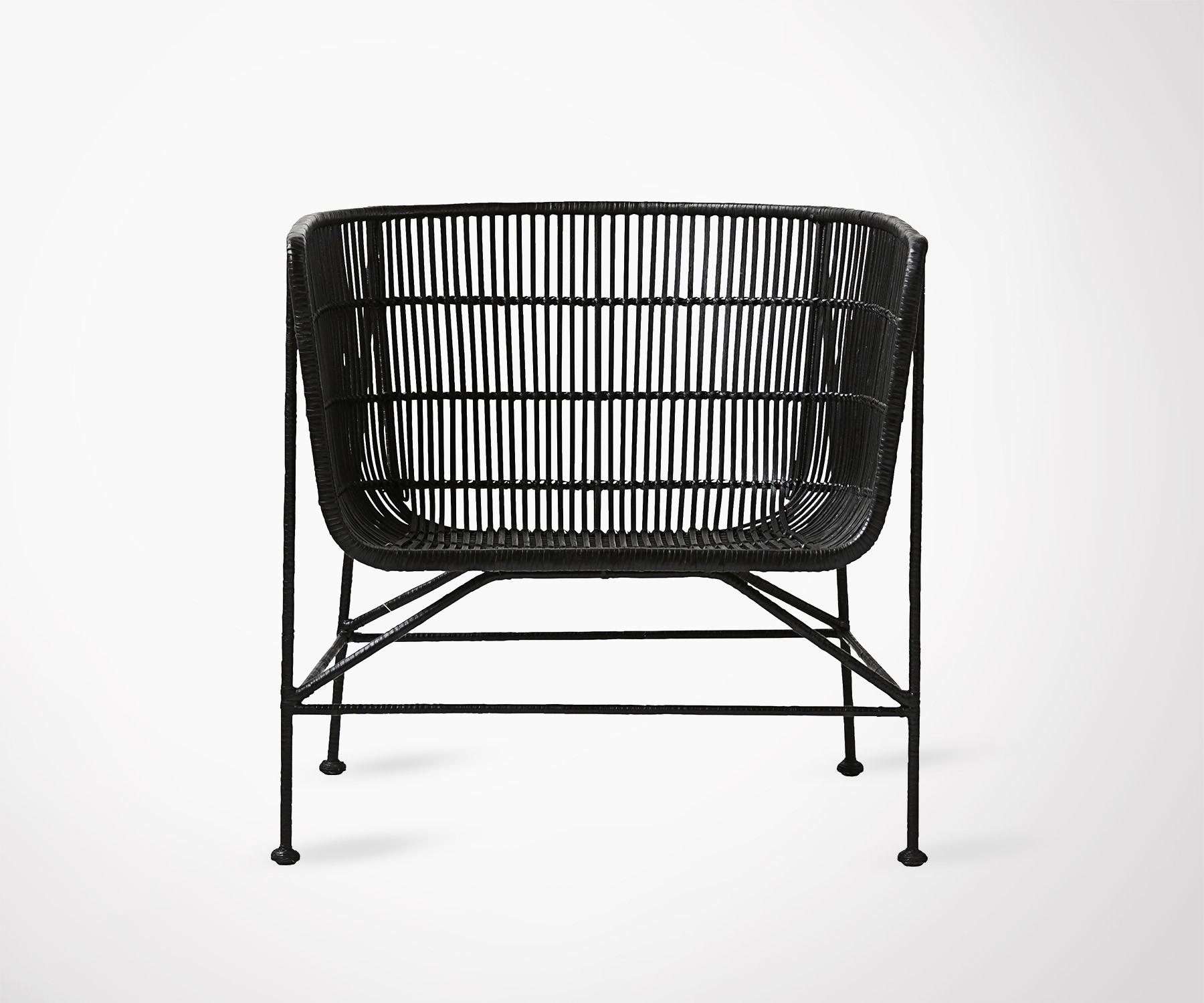 Fauteuil boule rotin fauteuil design rotin naturel ektor - Fauteuil boule suspendu ...