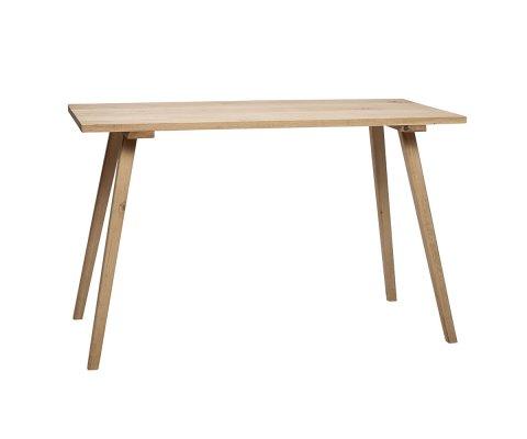Table à manger scandinave 150x65cm en bois BYRA