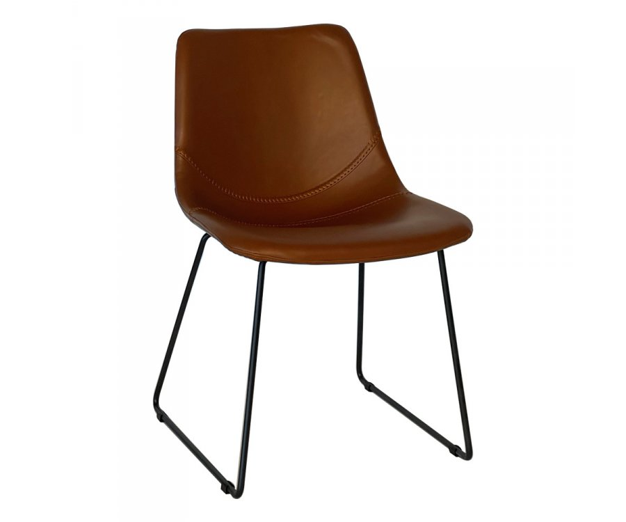 Chaise scandinave-KOMA