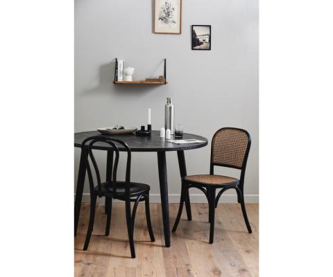 Table à manger ronde en bois 120cm PERO