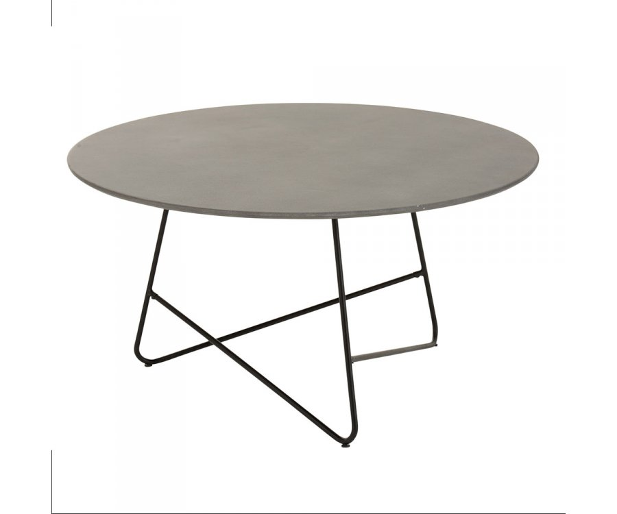 Table basse ronde-GOTHA