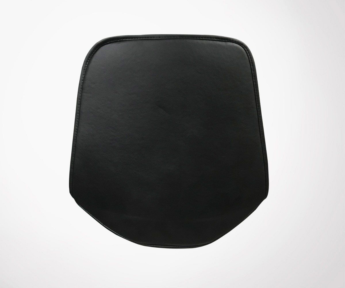 Pad for diamond chair of bertoia faux leather for Galette eames