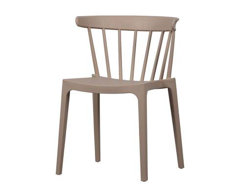 Chaise design exterieur en polypropylène SIGO