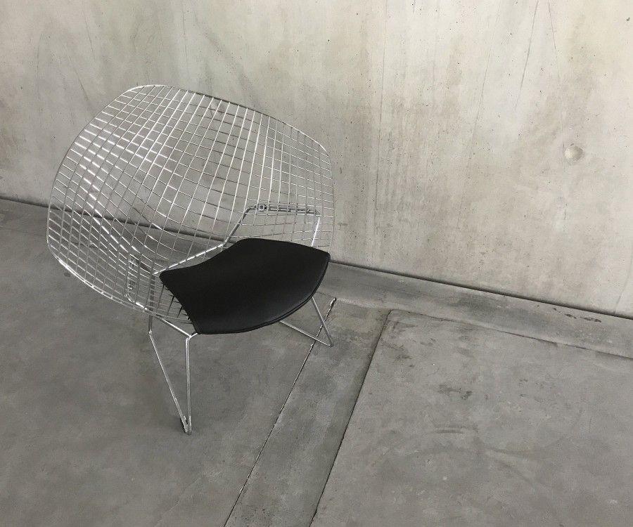 galette diamond chair simili cuir. Black Bedroom Furniture Sets. Home Design Ideas
