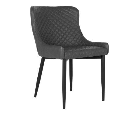 Chaise molleton scandinave-TIMIZ