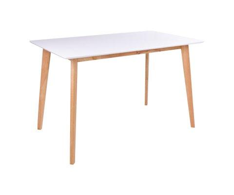 Table à manger scandinave 120x70cm YIZI