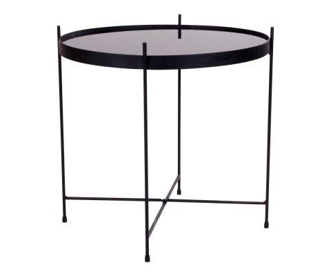 Table basse ronde vintage-NATOU