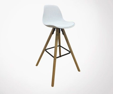 JUVA scandinave design bar stool - color of your choice